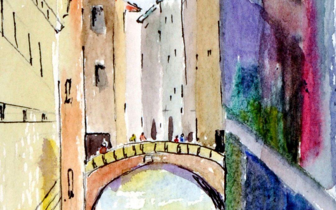 1026-UNDER THE BRIDGE OF SIGHS