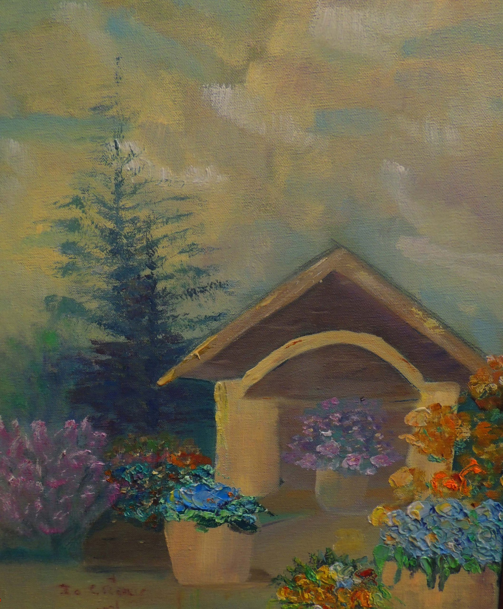 1517 A CHAPEL FOR FLOWERS