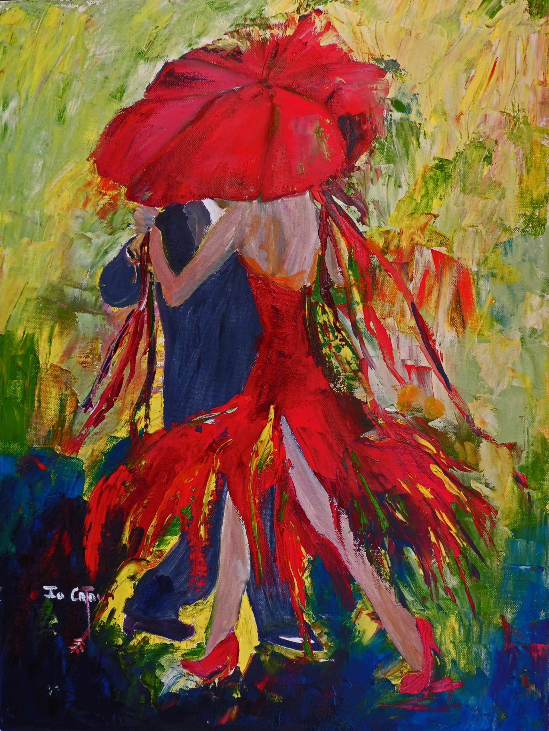 1823-VALENTINE'S DANCE