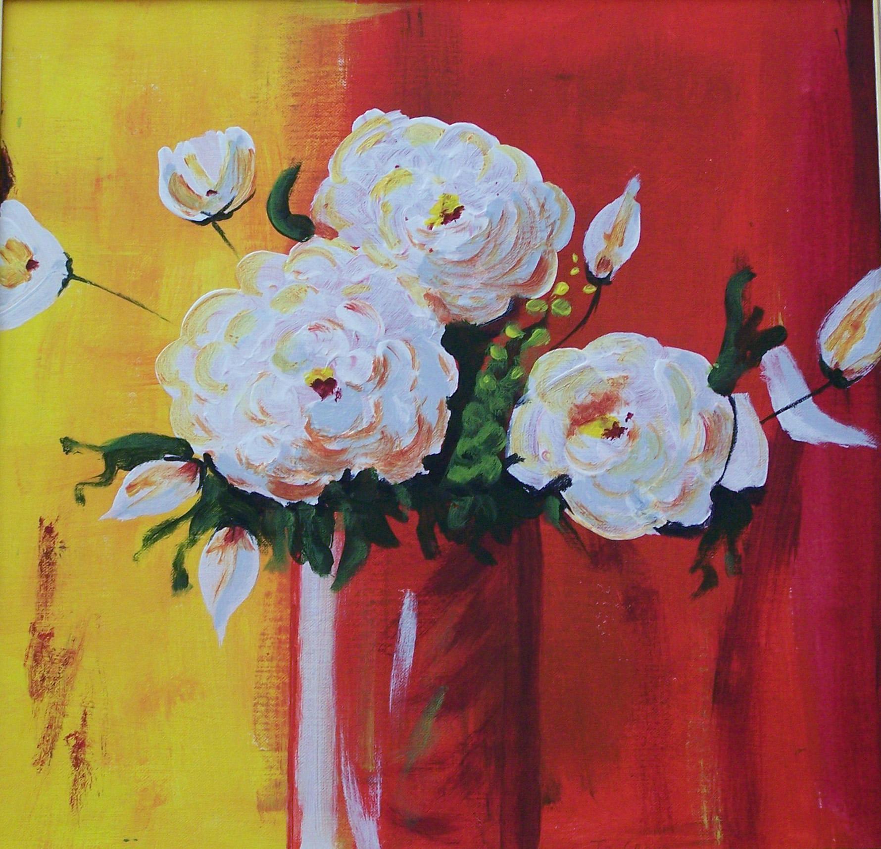 719- ROSES FOR MARETHA